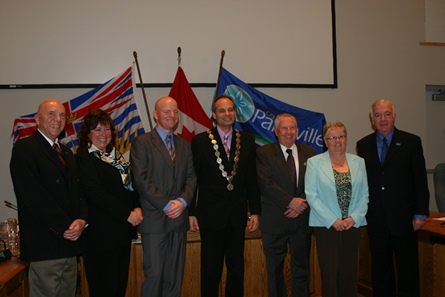 City of Parksville Council